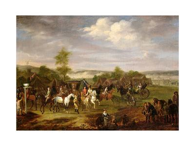 Meeting at Clifton and Rawcliffe Ings, York, September 1709