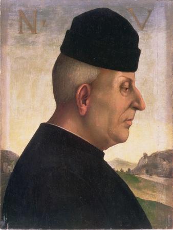 Portrait of Niccolo Vitelli (1414-86)