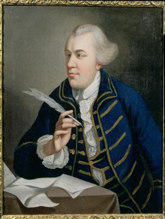 Portrait of John Wilkes (1727-97) C.1768