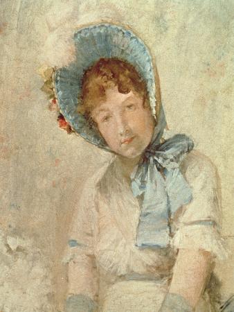 Portrait of Harriet Hubbard Ayers