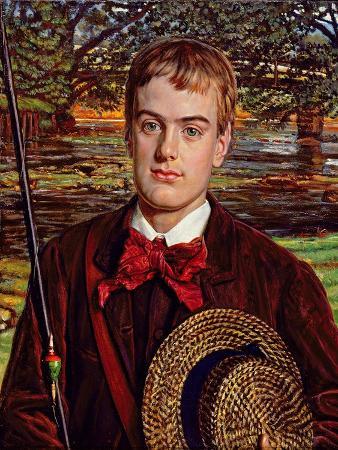 Cyril Benoni Holman Hunt, 1880