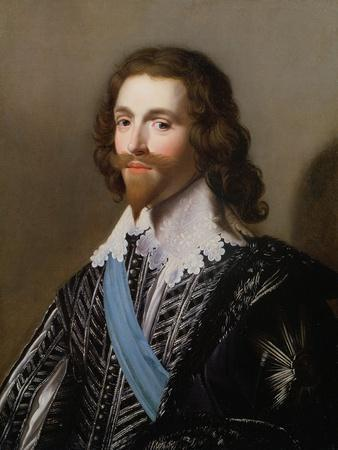 Portrait of George Villiers, 1st Duke of Buckingham (1592-1628)
