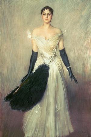 Portrait of a Lady, 1889