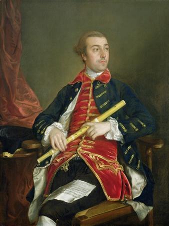 William Wollaston (1730-97), C.1759