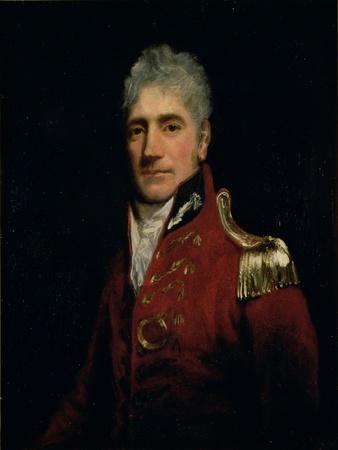 Possibly a Portrait of Major General Lachlan Macquarie (1761-1824), Governor of New South Wales…