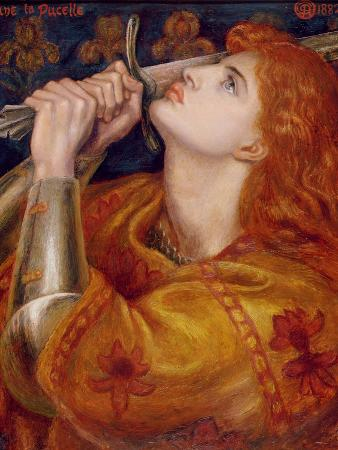 Joan of Arc, 1882