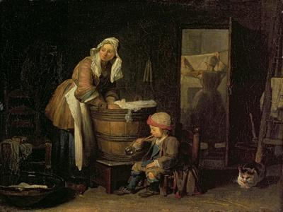 The Washerwoman