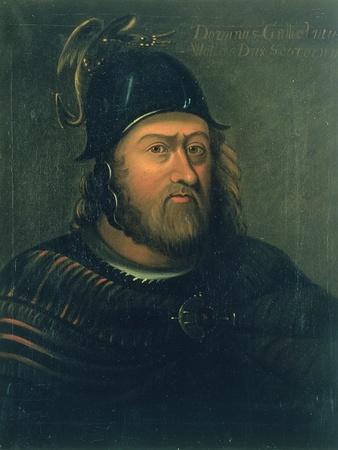 Portrait of Sir William Wallace, C.1870 (C.1272-1305)