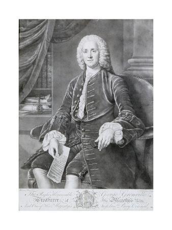 George Grenville (1712-70)