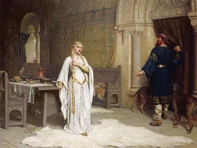 Lady Godiva, 1892