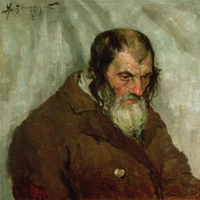 The Old Jew, 1893