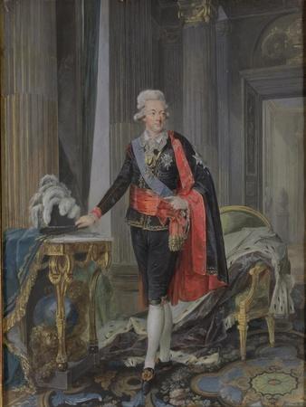 King Gustav III of Sweden (1746-92) 1792