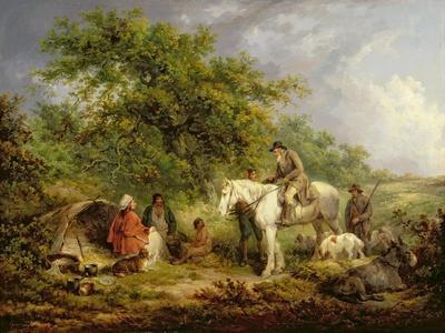 Morning, or the Benevolent Sportsman, 1792