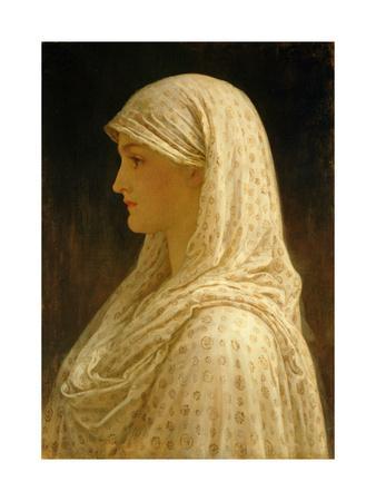 The Vestal, C.1882-83