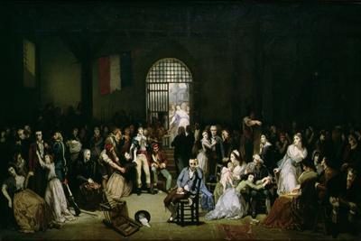 The Call for the Last Victims of the Terror, 7-9 Thermidor, Year 2 (25-27 July 1794), after 1850