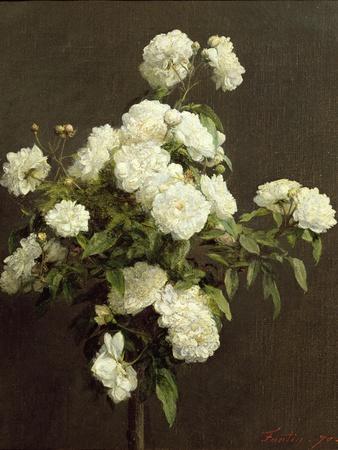 White Roses, 1870
