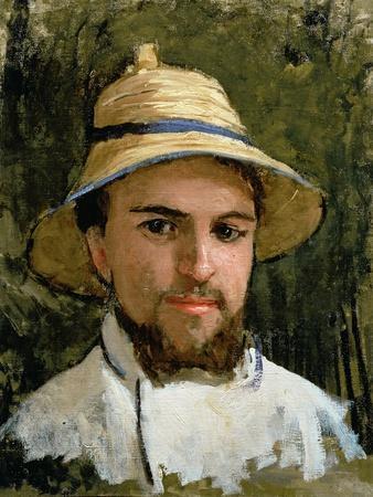 Self Portrait with Pith Helmet