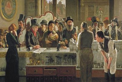 The Public Bar, 1883