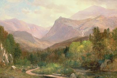 Tuckerman's Ravine and Mount Washington
