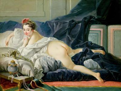 The Odalisque, 1749