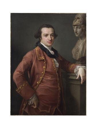 Portrait of John Monck, 1764
