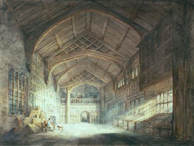 Mitton Hall, Lancashire