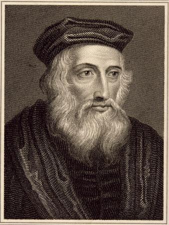 John Wycliffe (C.1330-84)