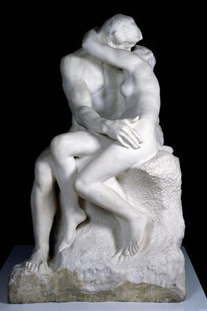 The Kiss, 1888-98