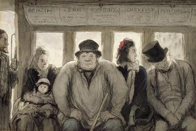 The Omnibus, 1864