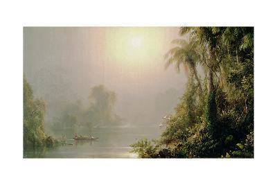 Morning in the Tropics, C.1858