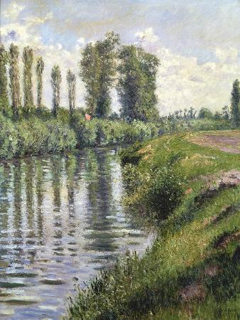 Small Branch of the Seine at Argenteuil