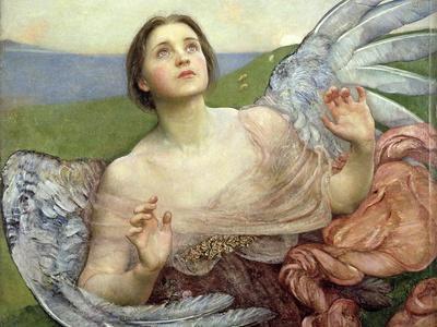 Sense of Sight, 1895
