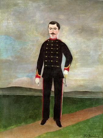 Marshal Des Logis Frumence-Biche of the 35th Artillery, C.1893
