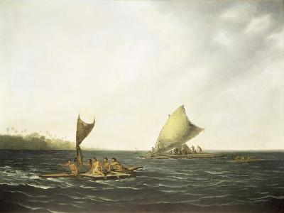 Tonga Canoes