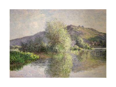 Little Islands at Port-Villez, 1883