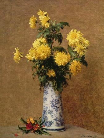 Chrysanthemums, 1879