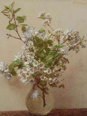 Pear Blossom, 1882