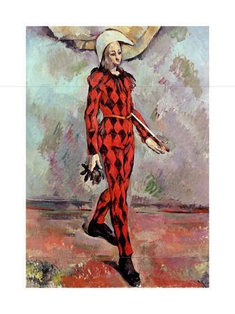 Harlequin, 1890