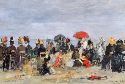 Figures on a Beach, 1884