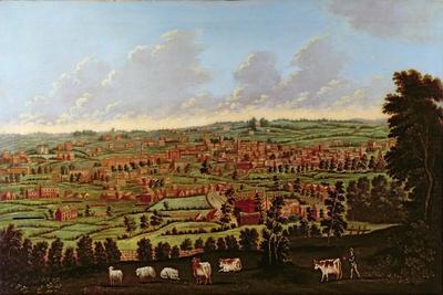 Prospect of Leeds, C.1800