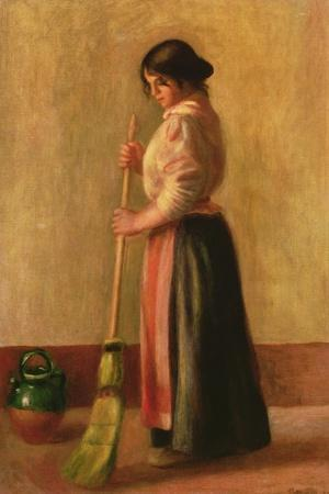 The Sweeper, 1889