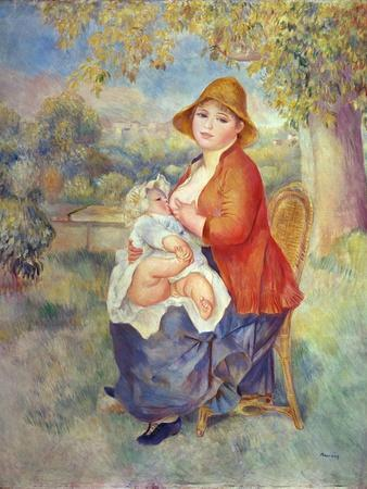 Maternity, 1885
