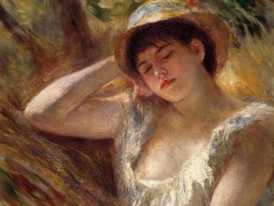 The Sleeper, 1880