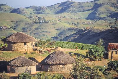 Zulu Village, Near Eshowe