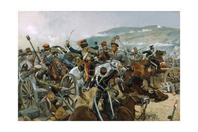 The Relief of the Light Brigade, 25th October 1854, 1897