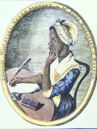 Portrait of Phillis Wheatley (C.1753-85)