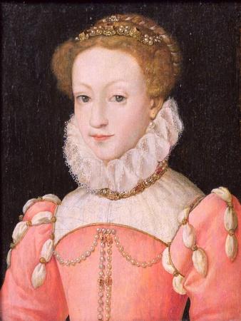 Mary Stuart (1542-87)