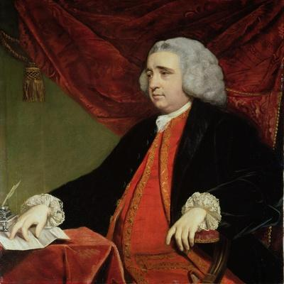 Henry Fox (1705-74) 1st Baron Holland of Foxley, 1763