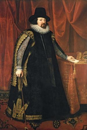 Sir Francis Bacon (1561-1626) Baron Verulam of Verulam, Viscount St. Albans