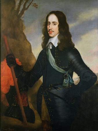 Portrait of Willem II, Prince of Orange